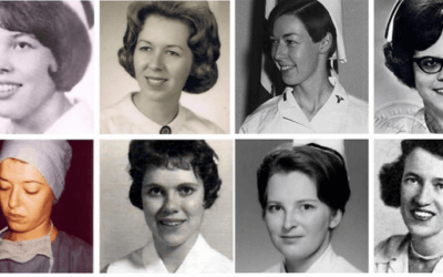 THE EIGHT WOMEN ON THE WALL THAT HEALS